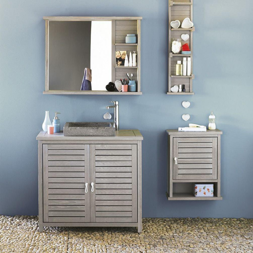 Alinea meuble de salle de bain for Luminaires salle de bain alinea
