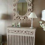 Cache radiateur en bois tunisie