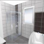 Calepinage carrelage salle de bain