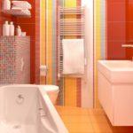 Carreaux pour salle de bain