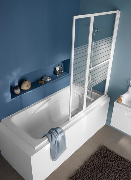 castorama salle de bain baignoire