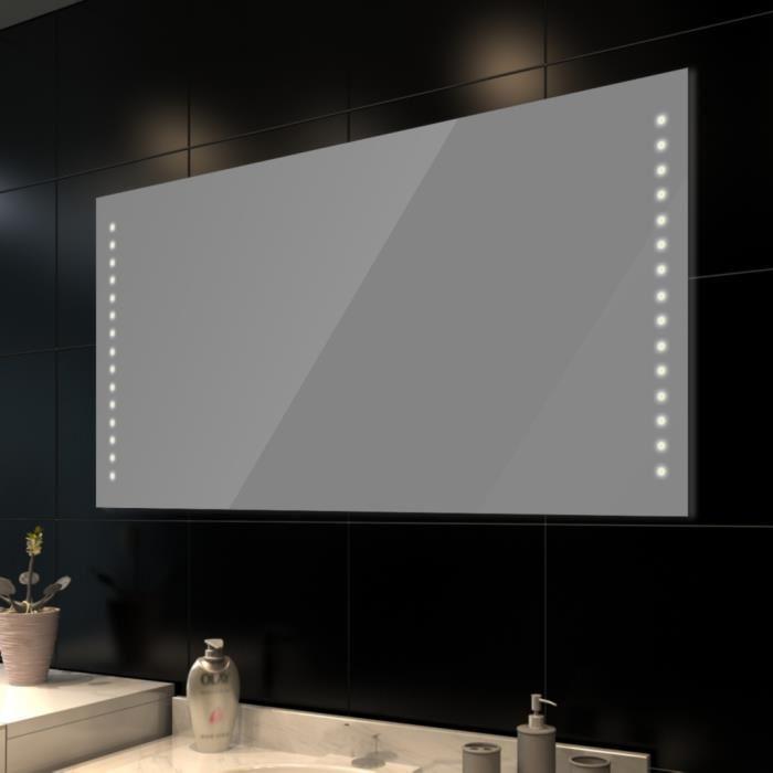 cdiscount miroir salle de bain