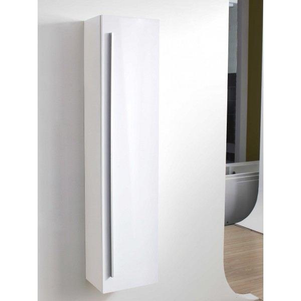colonne salle de bain laqué