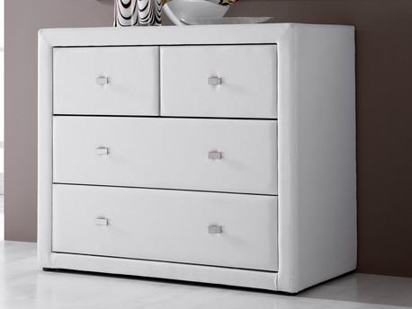 commode salle de bain blanc. Black Bedroom Furniture Sets. Home Design Ideas