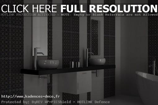 decor faience salle de bain
