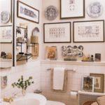 Decoration mur salle de bain