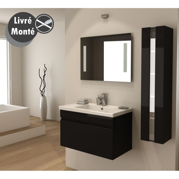 ensemble meuble salle de bain. Black Bedroom Furniture Sets. Home Design Ideas