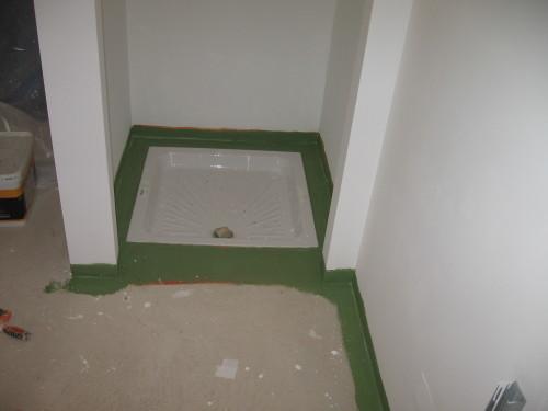 Tanch it salle de bain - Etancheite salle de bain ...