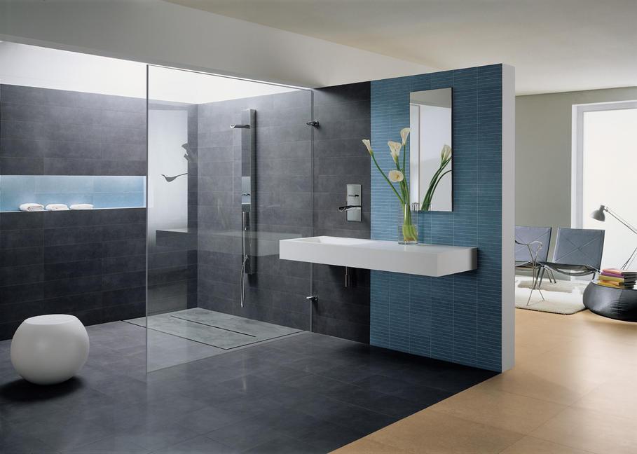 exemple carrelage salle de bain