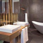 Exemple de salle de bain moderne