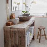 Fabriquer un meuble de salle de bain