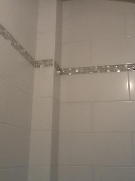 frise faience salle de bain