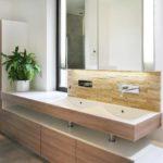 Grand meuble salle de bain