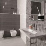 Idee faience salle de bain