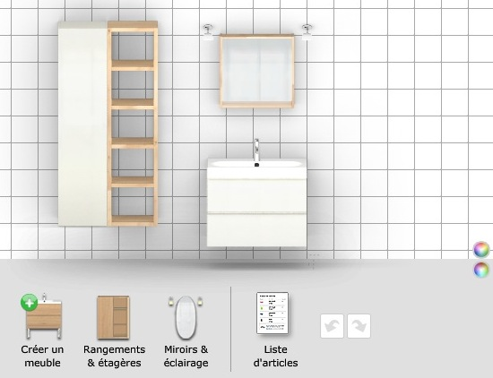 Salle de bain 3d ikea ikea stockholm mirror with for Salle de bain ikea 2016