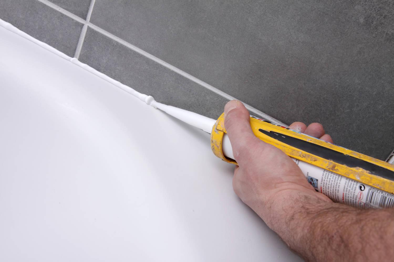 Joint silicone salle de bain - Joint de silicone salle de bain ...