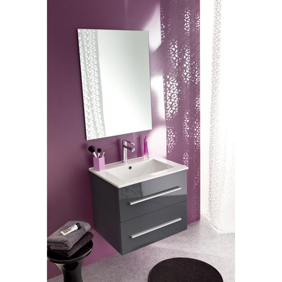 meuble de salle de bain 60 cm de large