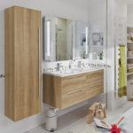 Meuble de salle de bain lapeyre