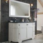 Meuble salle de bain à l ancienne