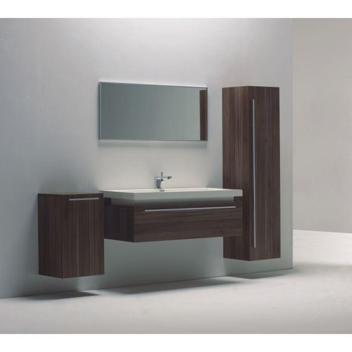 meuble salle de bain à suspendre
