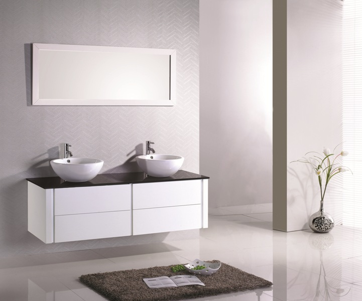 meuble salle de bain design pas cher. Black Bedroom Furniture Sets. Home Design Ideas