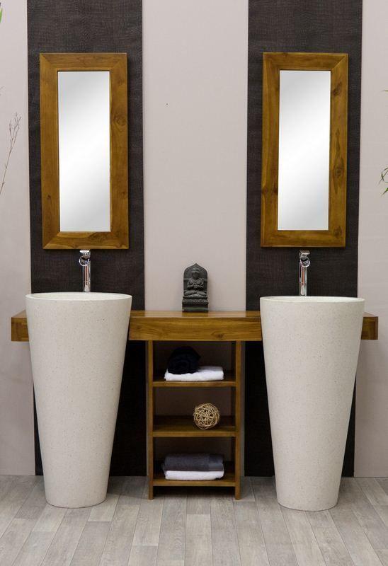 Meuble salle de bain ebay for Meuble salle de bain casto