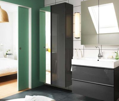 Meuble salle de bain ikea godmorgon for Salle de bain italienne ikea
