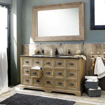 Meuble salle de bain maison du monde for Meubles maison du monde 2016