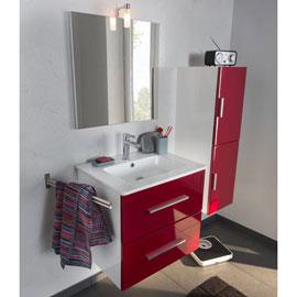meuble salle de bain pas cher castorama
