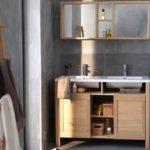 Meuble salle de bain soldé