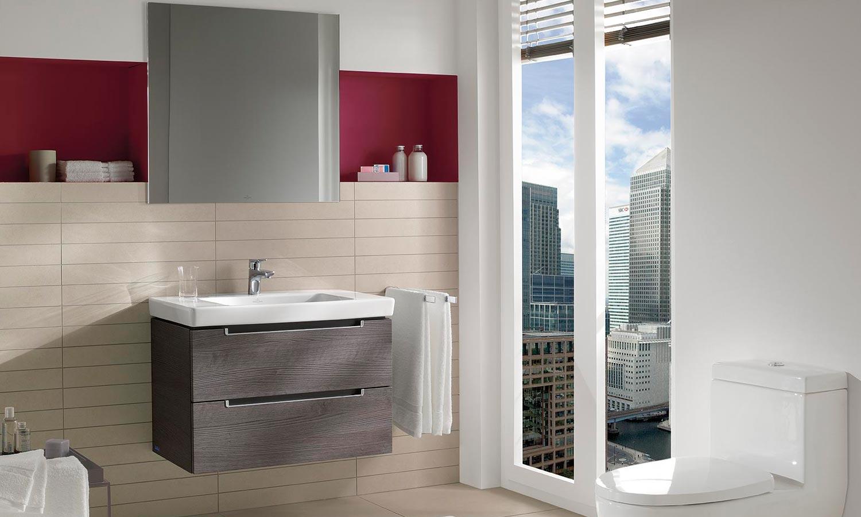 Meuble salle de bain villeroy et boch for Aubade meuble salle de bain