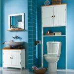Meuble salle de bain wc