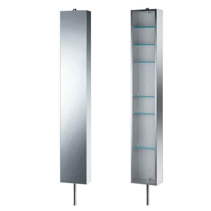 Miroir pivotant salle de bain for Miroir pivotant salle de bain