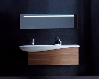 Mobilier de salle de bain design for Photo salle de bain design