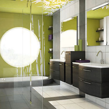 modele de salle de bains