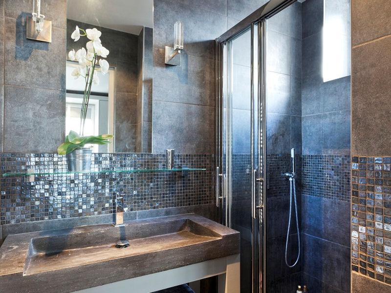 mosaique de salle de bain