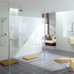 Paroi salle de bain