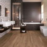 Parquets salle de bain