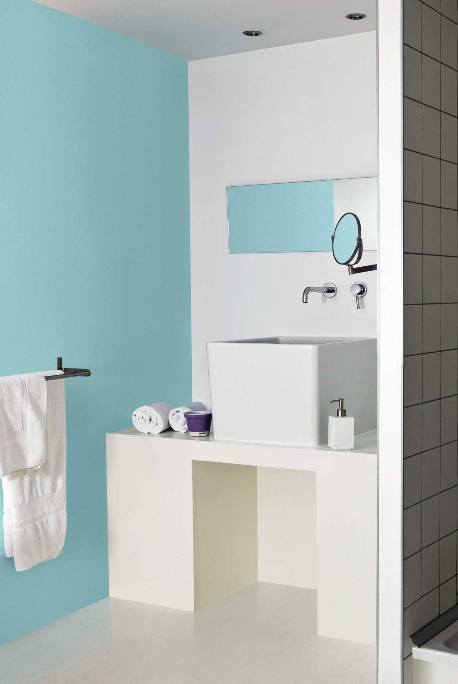 Decoration de cuisine moderne - Peinture carrelage salle de bain castorama ...