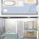 Plan 3d salle de bain gratuit
