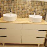 Plan de travail salle de bain ikea