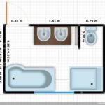Plans salle de bains