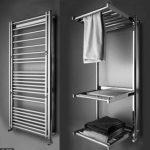 Porte serviette salle de bains
