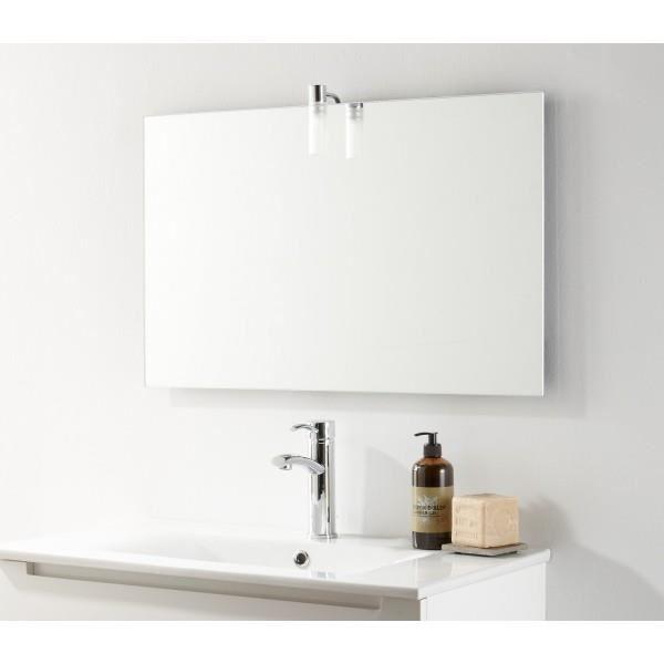 prix miroir salle de bain