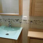 Realisation salle de bain