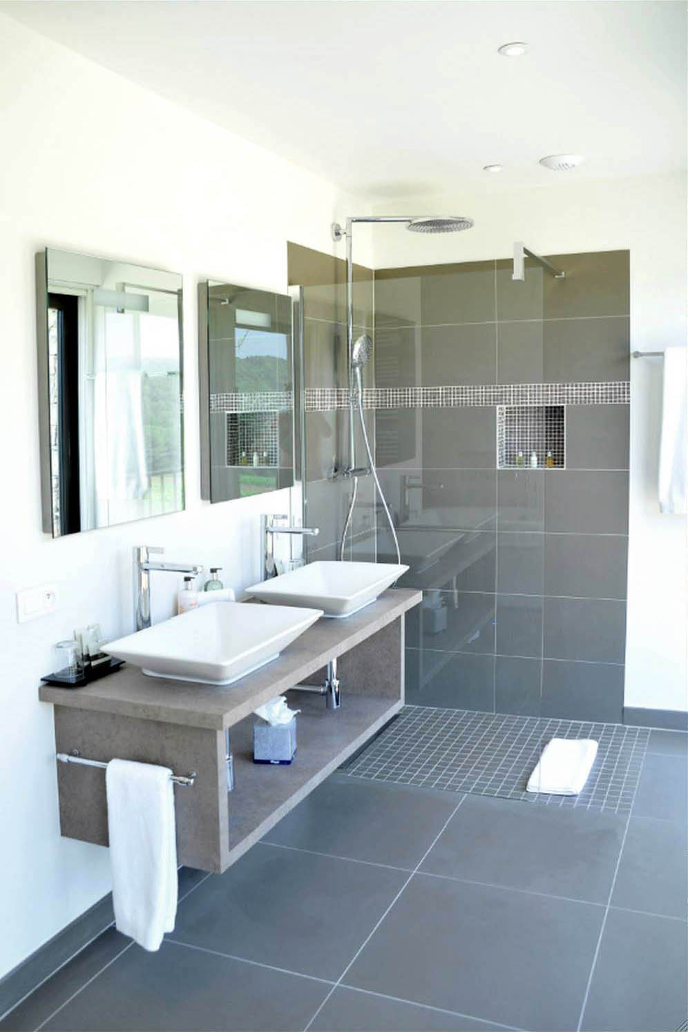 restauration salle de bain