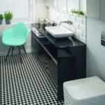 Revetement de sol pvc pour salle de bain
