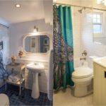 Rideaux pour salle de bain