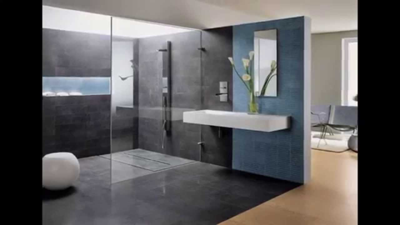 Salle de bain design 2015 for Photos salle de bain design