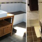Salle de bain habitat